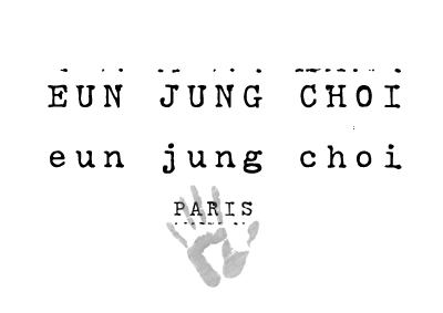 Eun Jung Choi - Paris